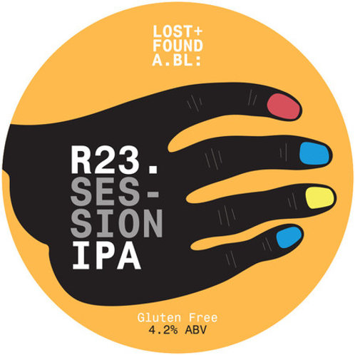 Lost+Found Session IPA Keykeg