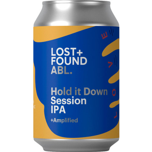 Lost+Found Session IPA Cans