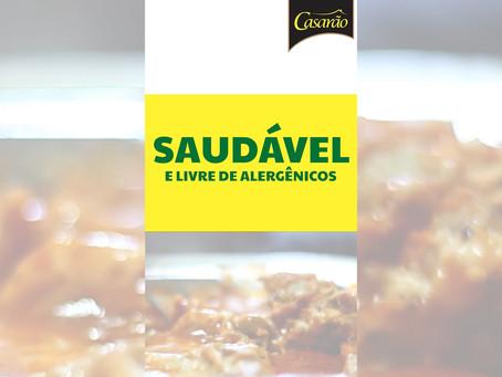 O saboroso desafio da Lasanha Verde Casarão