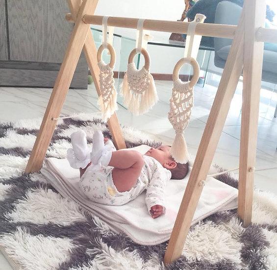 Gimasio de Bebé estilo Montessori