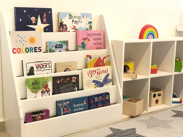 Librero Visual Montessori