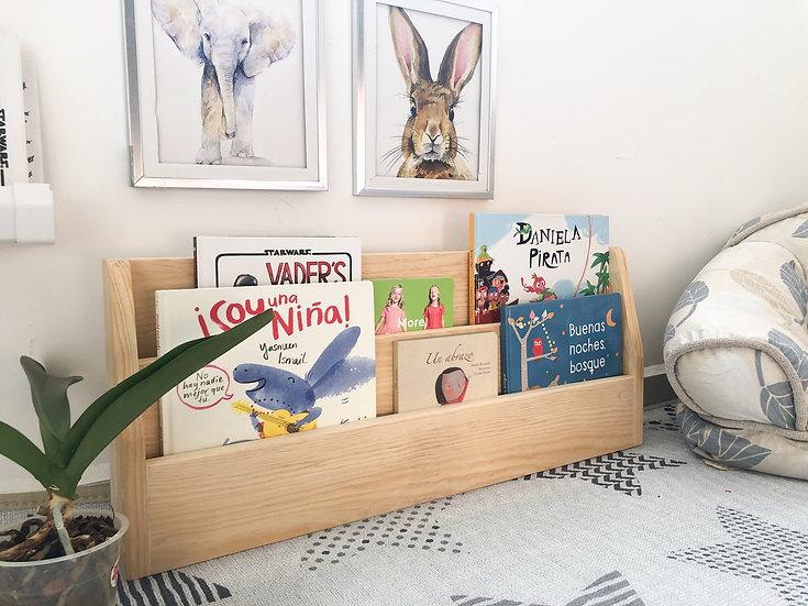 Librero Visual Montessori Chico
