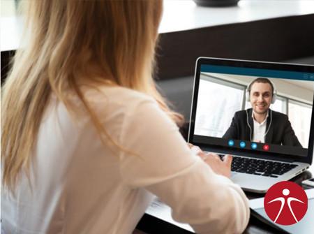 Enfrenta con éxito una entrevista laboral a distancia