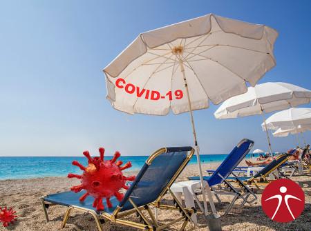 ¡El Coronavirus es el único que no se toma vacaciones!