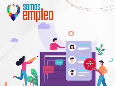 Feria Laboral Virtual Somos Empleo