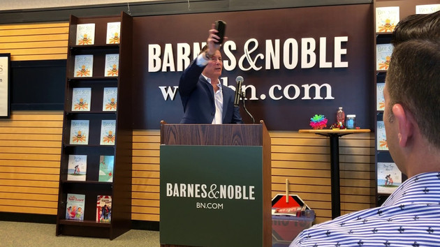 Discussion and Book Signing