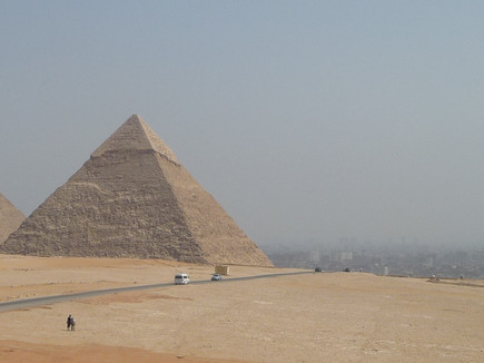 The Royal Chamber of the Cheops Pyramid