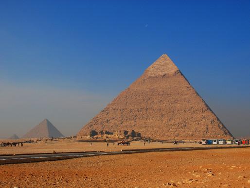 Die Königskammer der Cheops Pyramide: