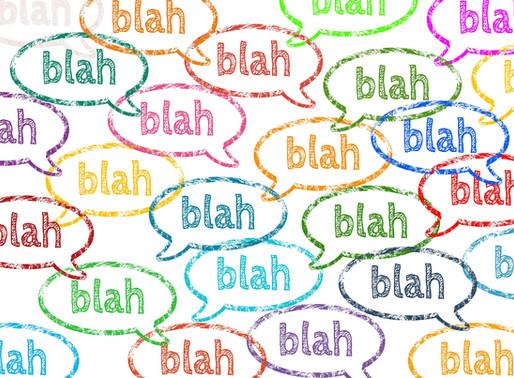 Unsere Kommunikation ist eine Drehorgel, die Noten werden von anderen gemacht...