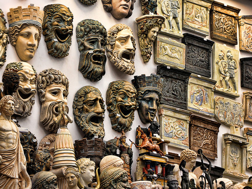 Die Maske und die vielen Gesichter dahinter