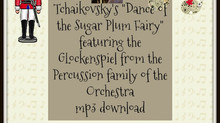 Montessori Magic Friday: Nutcracker Ballet Music for the Instrument Families of the Orchestra and mo