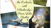 "Montessori Magic Friday: Introducing the Orchestra with Tchaikovsky's ""Swan Lake"""