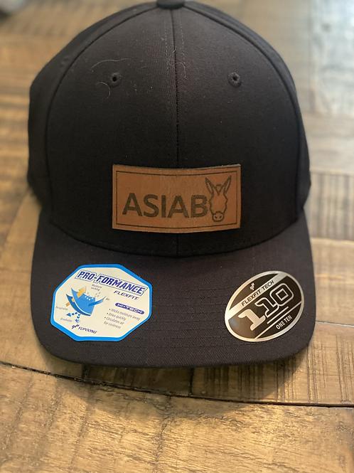Leather ASIAB Black Hat