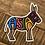 Thumbnail: ASIAB Sticker : Donkey Large