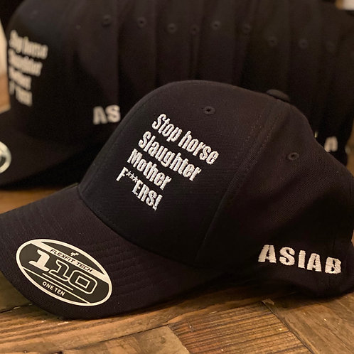 Stop Horse Slaughter Hat