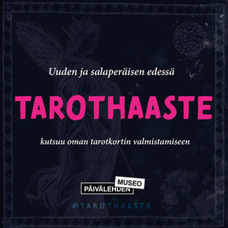 Social media advertisement for Päivälehti Museum
