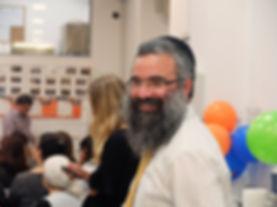 Rabbi Slavin Our Big Kitchen Our Story