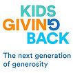 Kids Giving Back logo