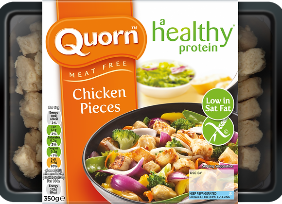 Quorn Meat Free Chicken Style Piece 350G