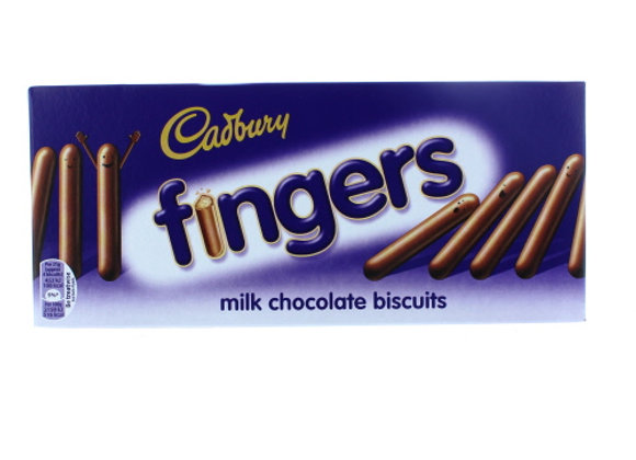 Cadbury's Chocolate Fingers