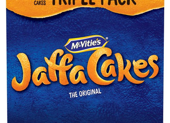 Mcvitie's Jaffa Cakes Triple Pack 30 Cakes