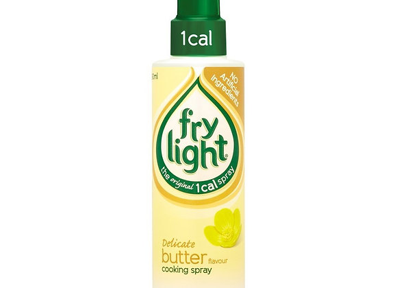 Frylight Butter Flavour Cooking Spray, 190 ml