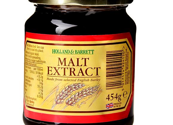Malt Extract 454g