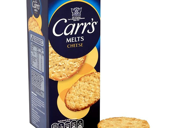 Carr's Melts Cheese 150g