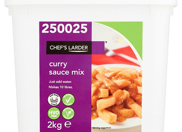 Chef's Larder Curry Sauce Mix 2kg