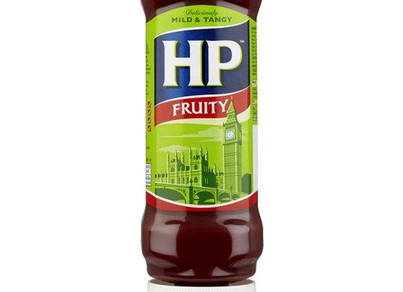 Hp Fruity Sauce Top Down 470G
