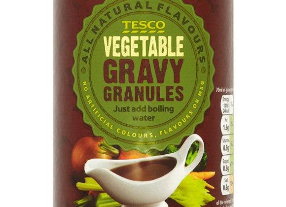 Tesco Vegetable Gravy Granules 200G