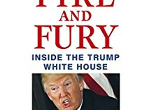 Fire and Fury - Hardcover