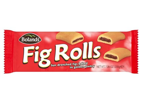 Boland's Fig Roll 200g