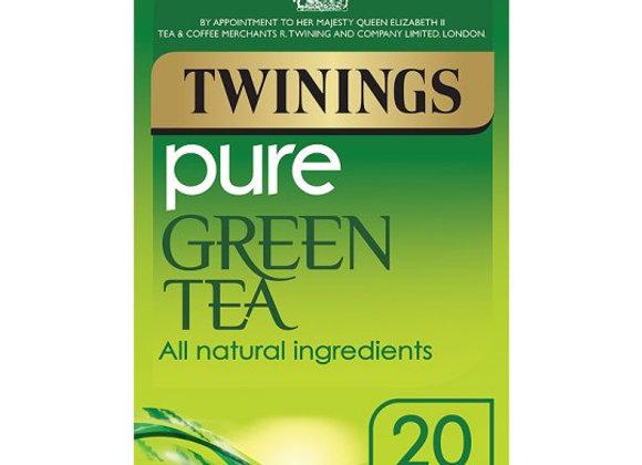 Twinings Green Tea 20 Tea Bags 50G