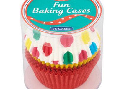 Cupcake Cases x 75