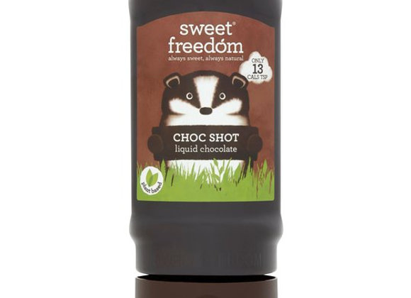 Sweet Freedom Chocolate Shot Liquid Chocolate 320G