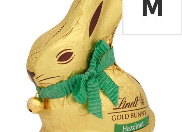 Lindt Gold Bunny Milk & Hazelnut 100G
