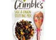 Mrs. Crimble's Gluten Free Sage & Onion Stuffing Mix 150g
