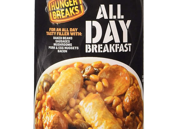 Hunger Breaks All Day Breakfast, 395g