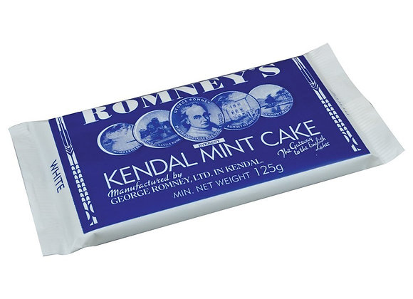 Bulk Buy  Romneys Kendal Mint Cake 125 g x 6 Bars