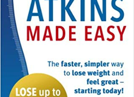 The New Atkins Made Easy Paperback