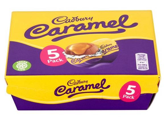 Cadbury 5 Caramel Egg 195G