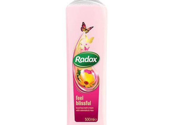 Radox Feel Blissful Bath Soak 500Ml