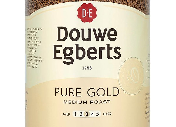 Bulk Buy Douwe Egberts Pure Gold Medium Roast 750g