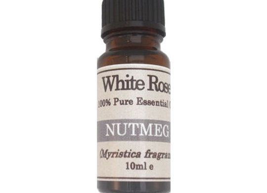 Nutmeg 100% Pure Grade Essential Oil