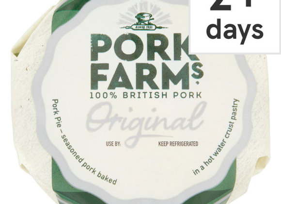 Pork Farms Medium Pork Pie