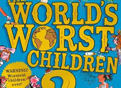 The Worlds Worst Children 2  - David Walliams Hardback