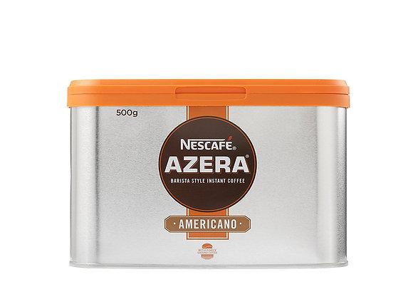 Nescafe  Azera Americano Instant Coffee Tin, 500 g
