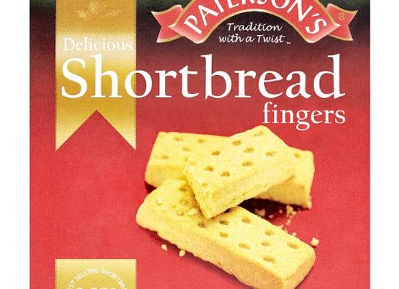 Paterson's Shortbread Fingers 380G (L)