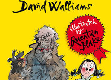 Mr Stink - David Walliams Paperback
